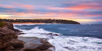 2014april_12042014_7-23_Curl_Curl_Sunrise_beach_ocean_Sydney_Northern_beaches_NSW_Australia_by_Pavel_Trotsenko_