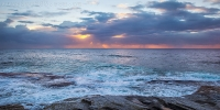 2014april_16042014_7-35_Curl_Curl_Sunrise_beach_ocean_Sydney_Northern_beaches_NSW_Australia_by_Pavel_Trotsenko