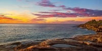 2014april_24042014_7-16_Curl_Curl_Sunrise_beach_ocean_Sydney_Northern_beaches_NSW_Australia_by_Pavel_Trotsenko_Lena_Postnova