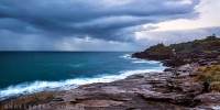 2014april_27042014_7-15_Curl_Curl_Sunrise_beach_ocean_Sydney_Northern_beaches_NSW_Australia_by_Pavel_Trotsenko_Lena_Postnova