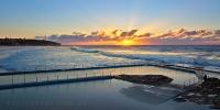 2014AUGUST_03082014_6-40_Curl_Curl_Sunrise_beach_ocean_Sydney_Northern_beaches_NSW_Australia_by_Pavel_Trotsenko_Lena_Postnova