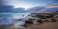 2014AUGUST_12082014_6-40_Curl_Curl_Sunrise_beach_ocean_Sydney_Northern_beaches_NSW_Australia_by_Pavel_Trotsenko_Lena_Postnova