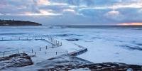 2014AUGUST_20082014_6-30_Curl_Curl_Sunrise_beach_ocean_Sydney_Northern_beaches_NSW_Australia_by_Pavel_Trotsenko_Lena_Postnova