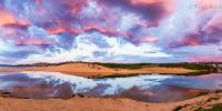 2014July_25072014_6-55_Curl_Curl_PANA_Sunrise_beach_ocean_Sydney_Northern_beaches_NSW_Australia_by_Pavel_Trotsenko_Lena_Postnova