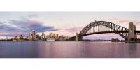 2014June_15062014_7-00_Milsons_point_Kirribilli_Opera_House_Harbour bridge_Sunrise_Sydney_Harbour_NSW_Australia_by_Lena_Postnova