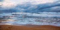 2014april_13042014_7-18_Mona_Vale_Sunrise_beach_ocean_Sydney_Northern_beaches_NSW_Australia_by_Pavel_Trotsenko_Lena_Postnova