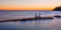 2014July_08072014_6-50_Manly_Sunrise_beach_ocean_Sydney_Northern_beaches_NSW_Australia_by_Pavel_Trotsenko_Lena_Postnova