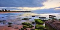 2014July_14072014_6-55_Curl_Curl_Sunrise_beach_ocean_Sydney_Northern_beaches_NSW_Australia_by_Pavel_Trotsenko_Lena_Postnova