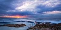2014July_21072014_6-55_Curl_Curl_Sunrise_beach_ocean_Sydney_Northern_beaches_NSW_Australia_by_Pavel_Trotsenko_Lena_Postnova