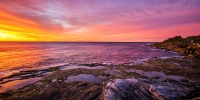2014July_29072014_6-40_Curl_Curl_Sunrise_beach_ocean_Sydney_Northern_beaches_NSW_Australia_by_Pavel_Trotsenko_Lena_Postnova
