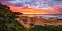 2014MAY_06052014_6-23_Turimetta_Sunrise_beach_ocean_Sydney_Northern_beaches_NSW_Australia_by_Pavel_Trotsenko_Lena_Postnova