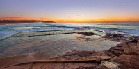 2014MAY_09052014_6-25_Curl_Curl_Sunrise_beach_ocean_Sydney_Northern_beaches_NSW_Australia_by_Pavel_Trotsenko_Lena_Postnova