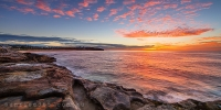 2014MAY_19052014_6-35_Curl_Curl_Sunrise_beach_ocean_Sydney_Northern_beaches_NSW_Australia_by_Pavel_Trotsenko_Lena_Postnova