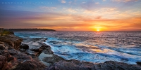 2014MAY_27052014_6-45_Curl_Curl_Sunrise_beach_ocean_Sydney_Northern_beaches_NSW_Australia_by_Pavel_Trotsenko_Lena_Postnova