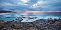 2014MAY_31052014_6-45_Curl_Curl_Sunrise_beach_ocean_Sydney_Northern_beaches_NSW_Australia_by_Pavel_Trotsenko_Lena_Postnova