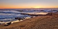 2014NOV_02012014_5-55_Curl_Curl_Sunrise_beach_ocean_Sydney_Northern_beaches_NSW_Australia_by_Pavel_Trotsenko_Lena_Postnova