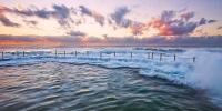 2014_September_08092014_6-05_Curl_Curl_Sunrise_beach_ocean_Sydney_Northern_beaches_NSW_Australia_by_Pavel_Trotsenko_Lena_Postnova