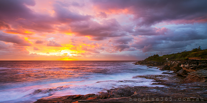 beautiful landscape photography - ocean sunrises - Sunrise365
